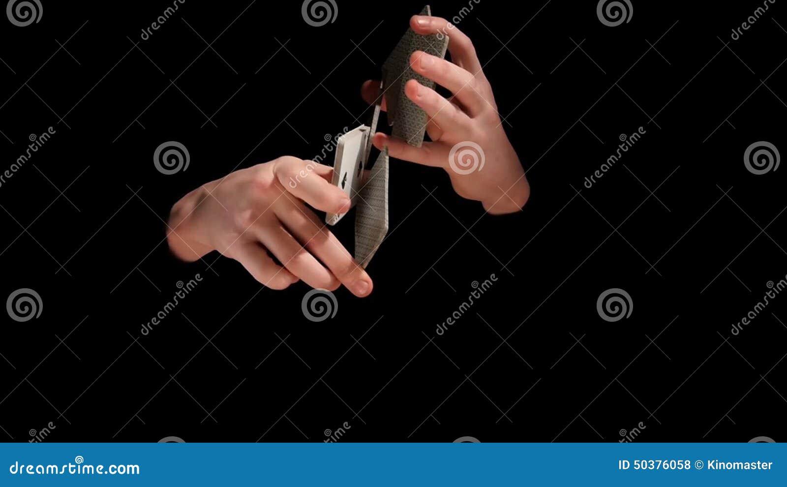 tour de magie carte main