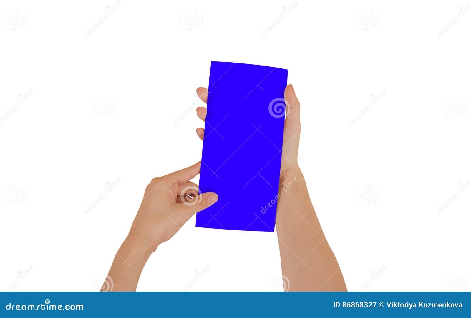 Livret bleu et a
