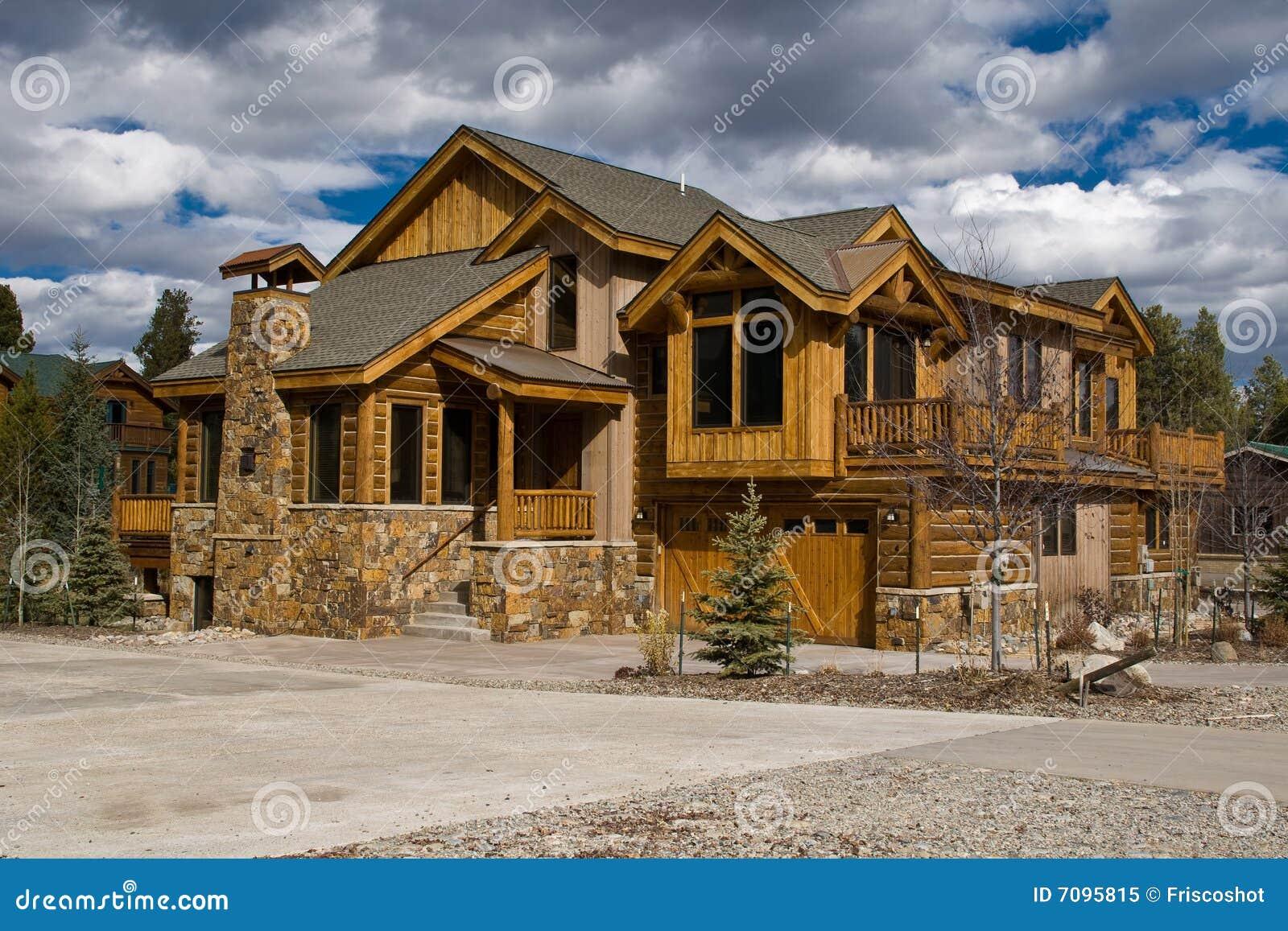 Maison alpestre