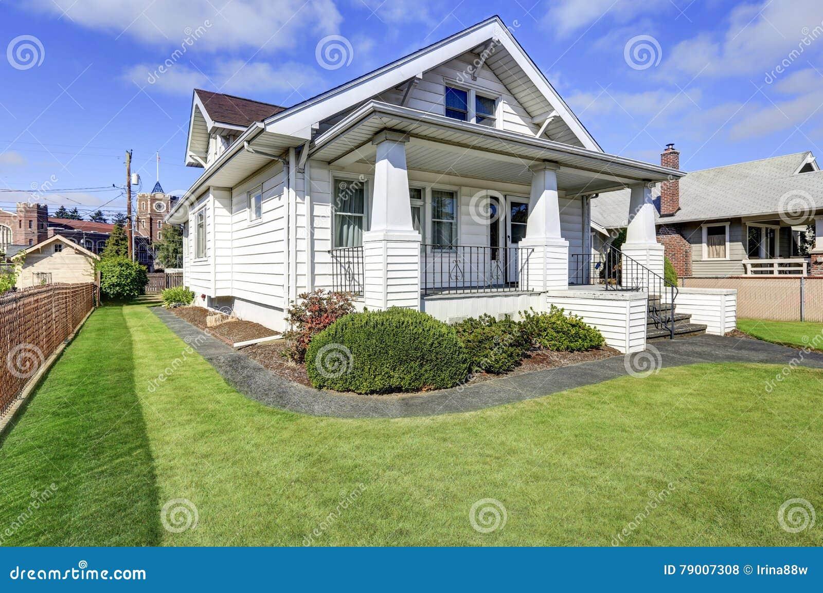 Emejing facon maison style americain images design for Plan des maison style americain