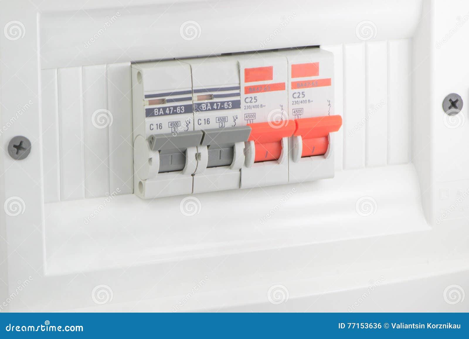 Maison automatique de l électricité
