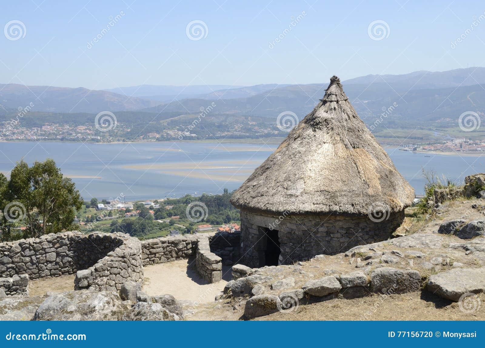 Maison celtique et Minho Estaury