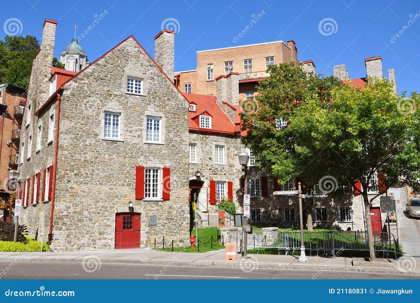 maison chevalier quebec city canada - Maison Canada