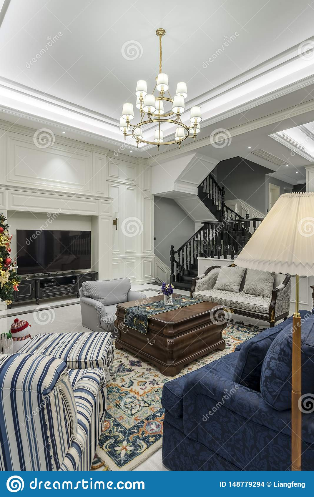 Maison confortable et rang?e