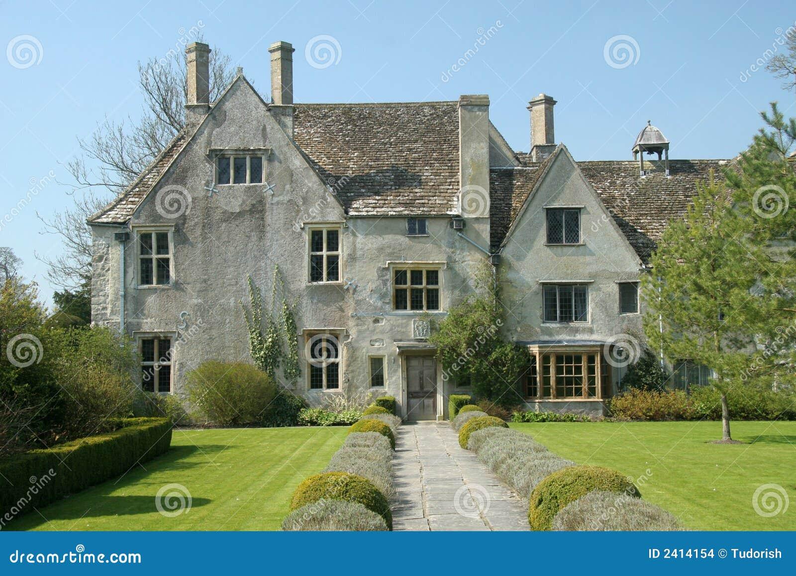 Maison de campagne anglaise images stock image 2414154 - Photo maison anglaise ...