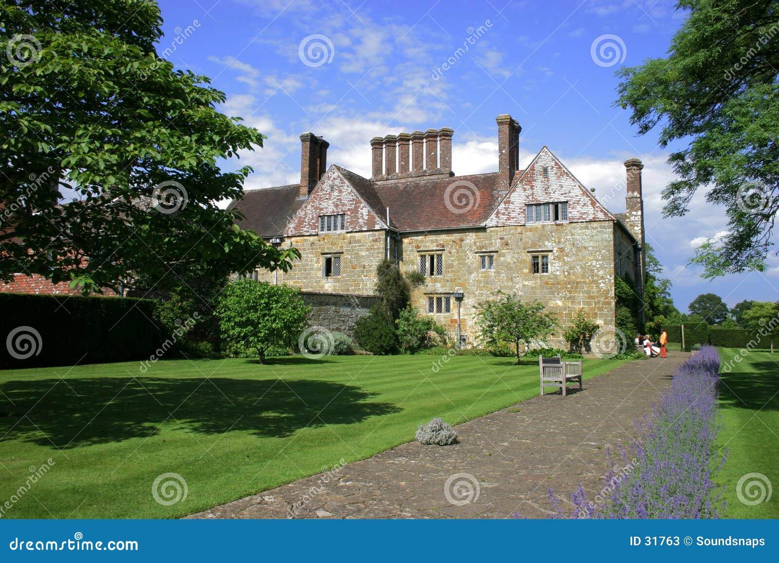 Maison de campagne anglaise