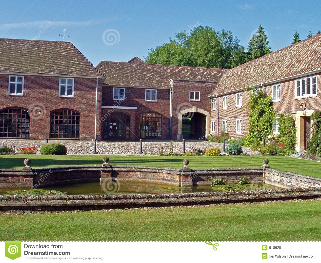 Maison de campagne anglaise photo stock image 918620 - Photo maison anglaise ...