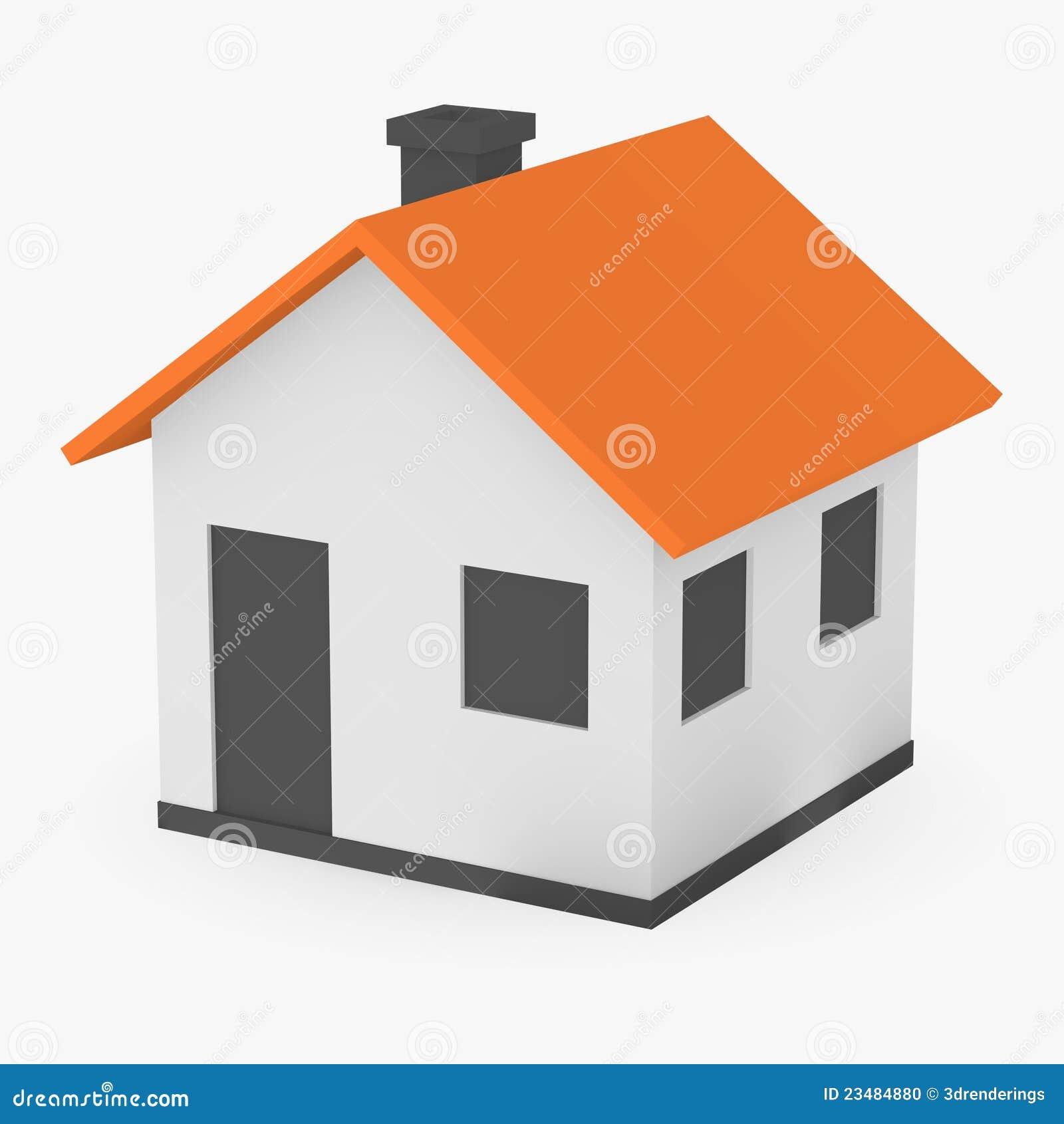 Dessiner une maison en 3d for Dessin 3d maison