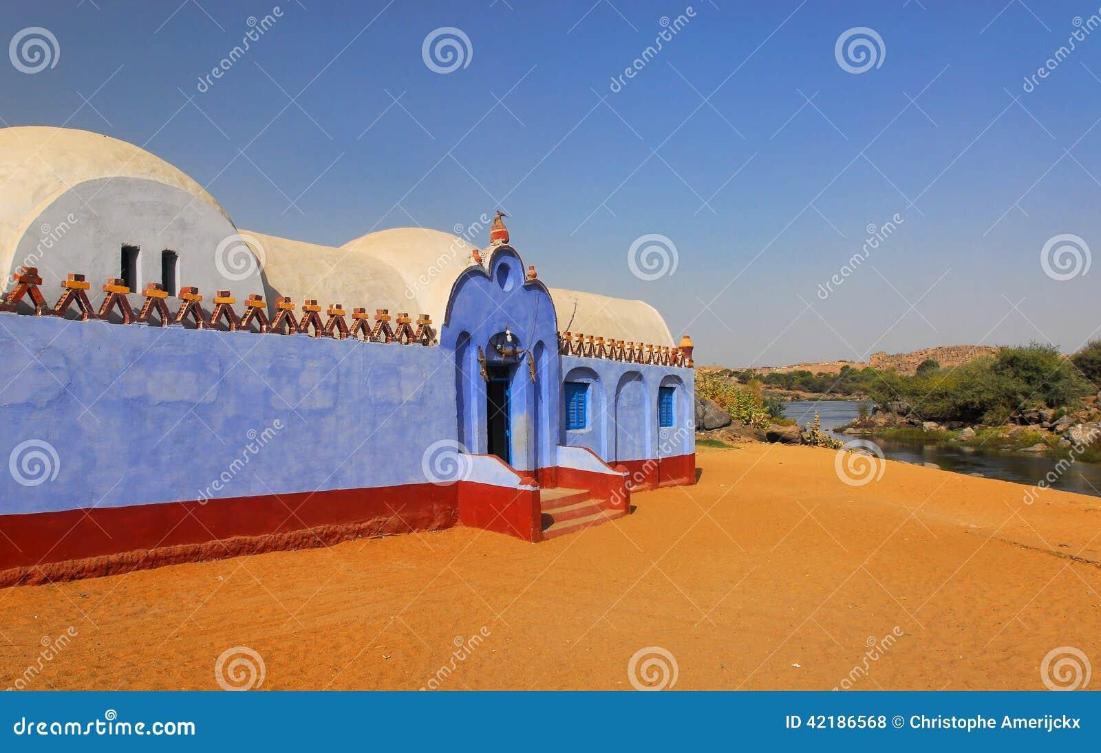 Maison de l Egypte nubian