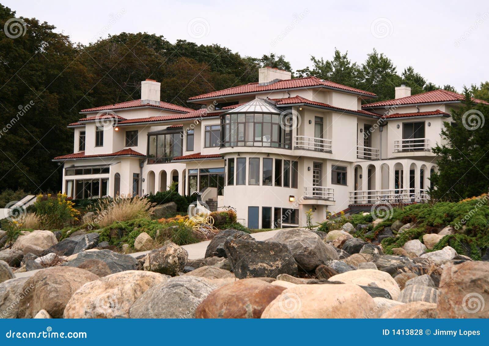 Maison de luxe d immeubles
