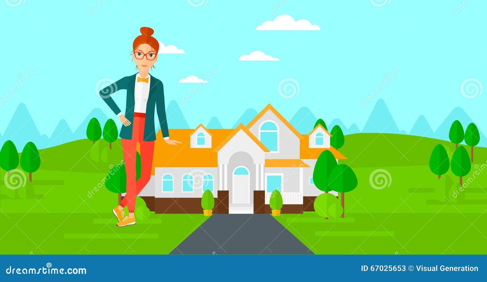 Maison de offre de vrai agent immobilier