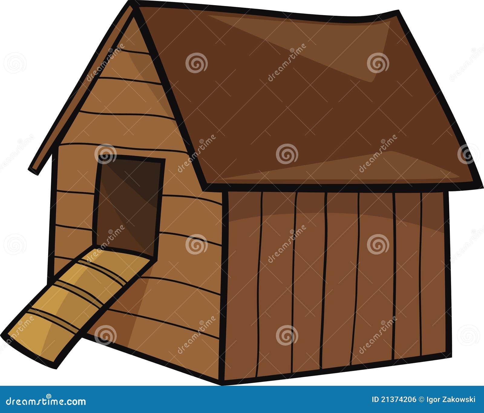 Maison de poule image libre de droits image 21374206 - La maison de la poule ...