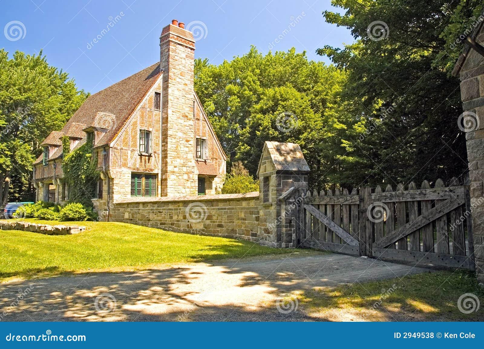 Maison de type de Tudor