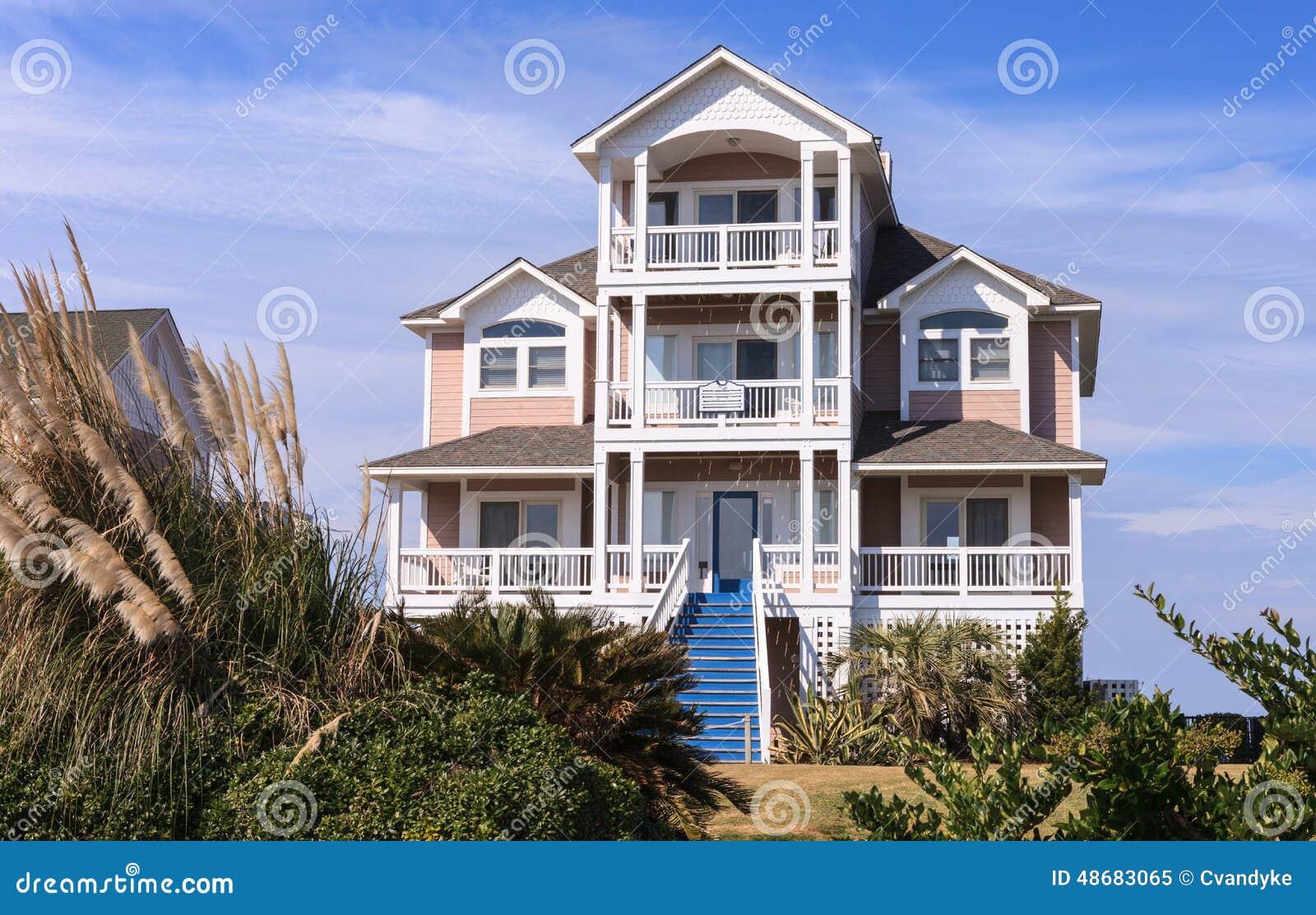 Maison de vacances la caroline du nord image stock image for B b maison du nord