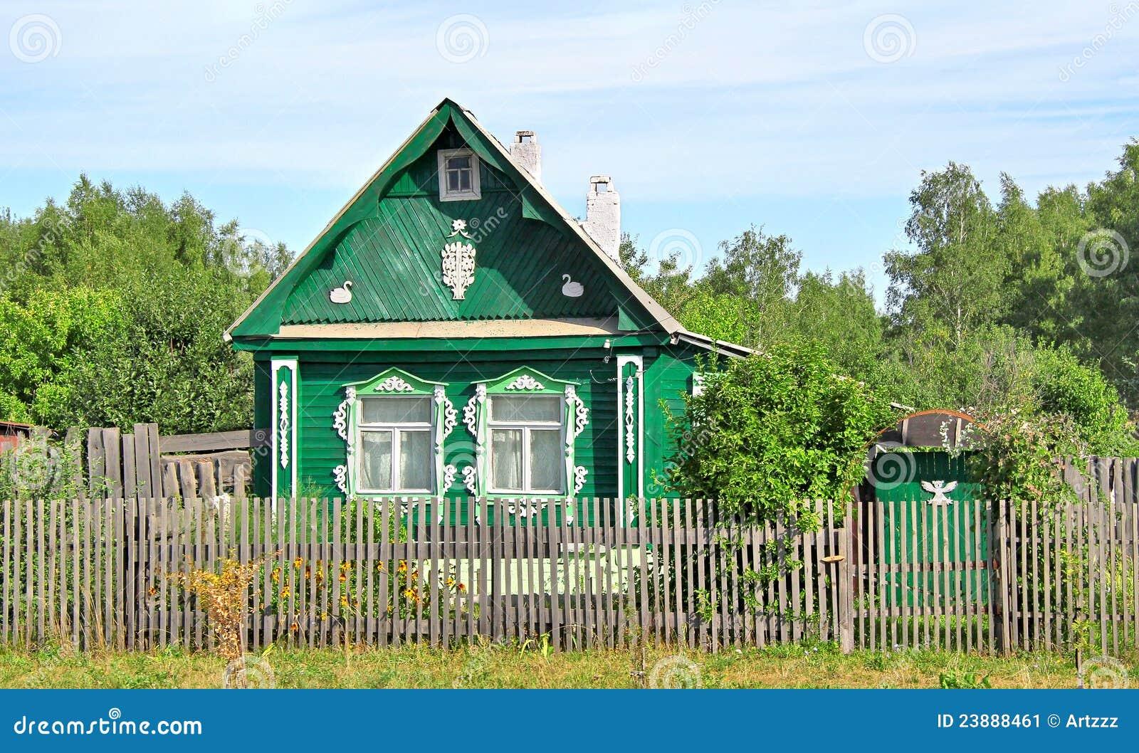maison de village image stock image du ferme cottage. Black Bedroom Furniture Sets. Home Design Ideas