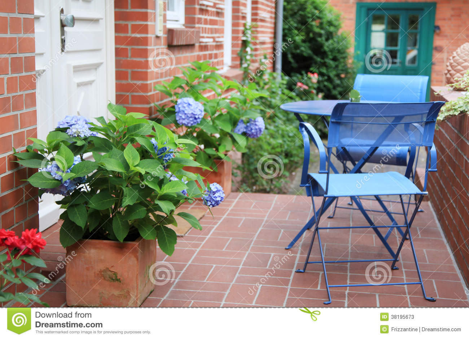 Maison en pierre de brique vieille maison r nov e de ferme dans le style ca - Maison style campagnard ...