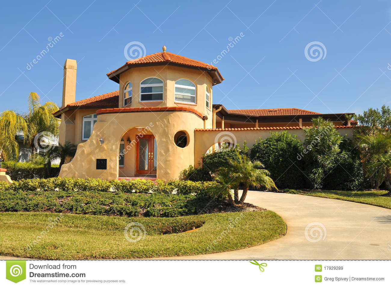Maison Espagnole Stock Photos Royalty Free Images