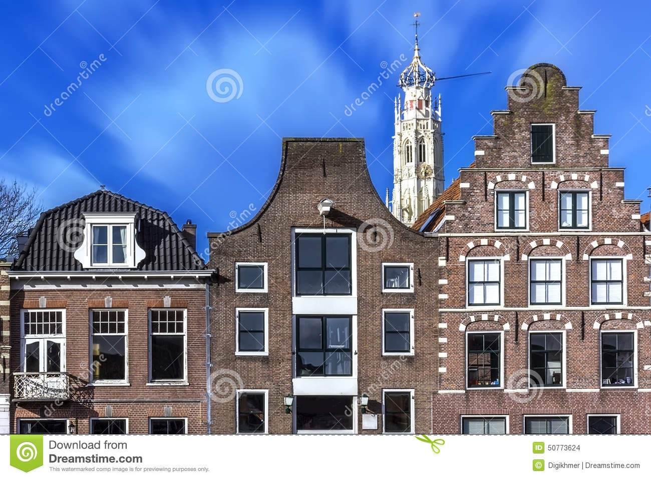 Maison flamande et architecture photo stock image 50773624 for Architecture flamande