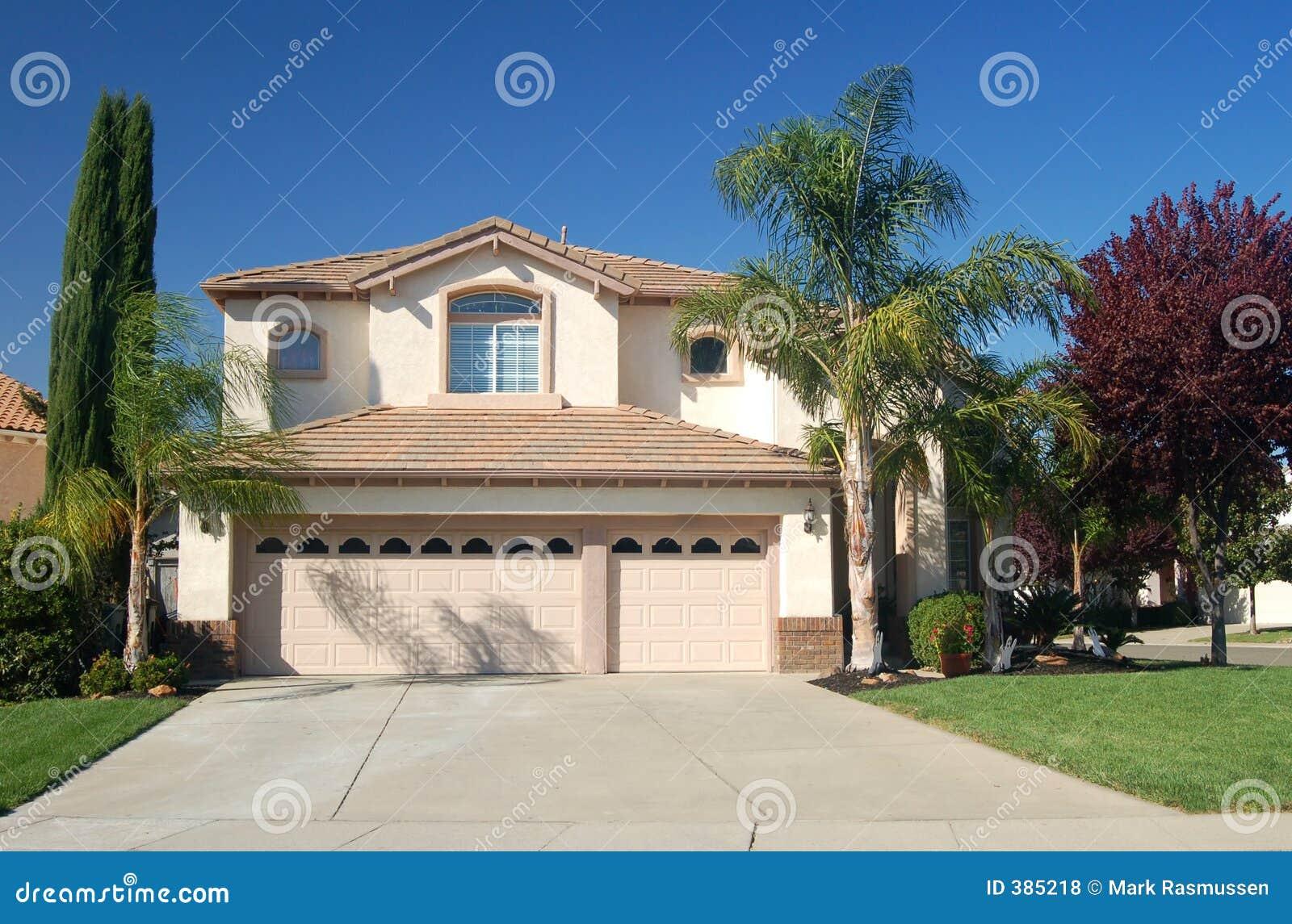 Maison gentille en Californie