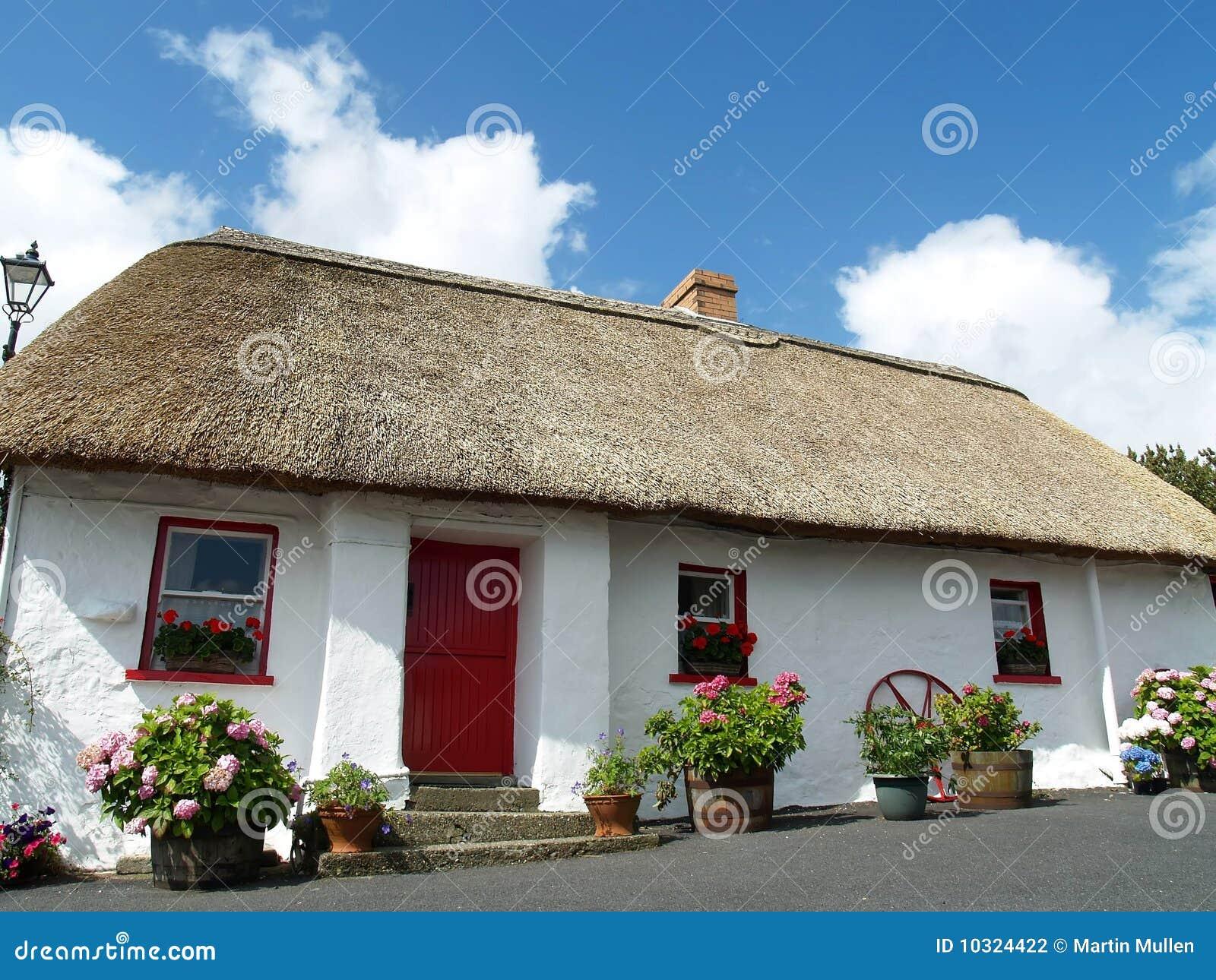 maison de l irlande vue arrire annonces immobilires. Black Bedroom Furniture Sets. Home Design Ideas