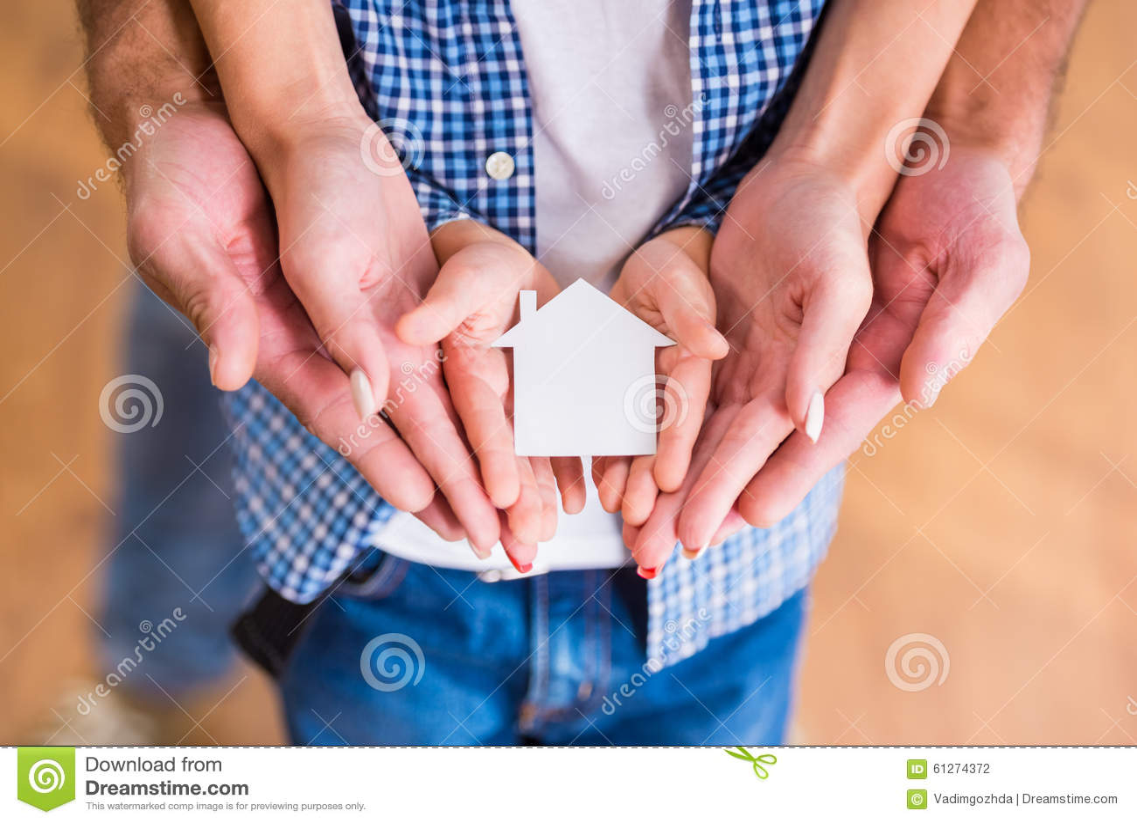 Maison mobile de famille