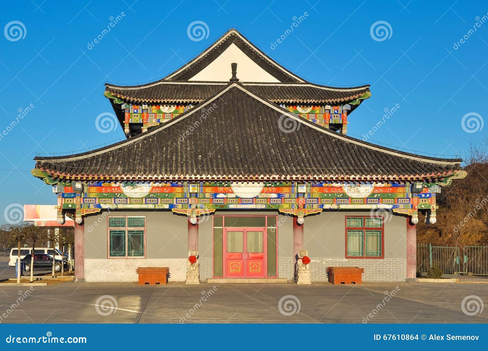 Fabulous maison moderne construite dans le style de chinois images stock with style de maison moderne