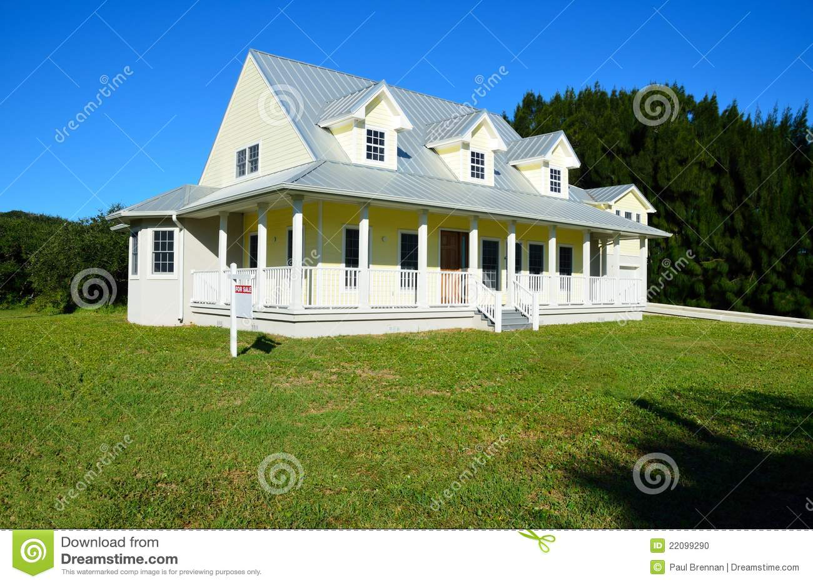 maison moderne dans la campagne - Maison De Campagne Moderne