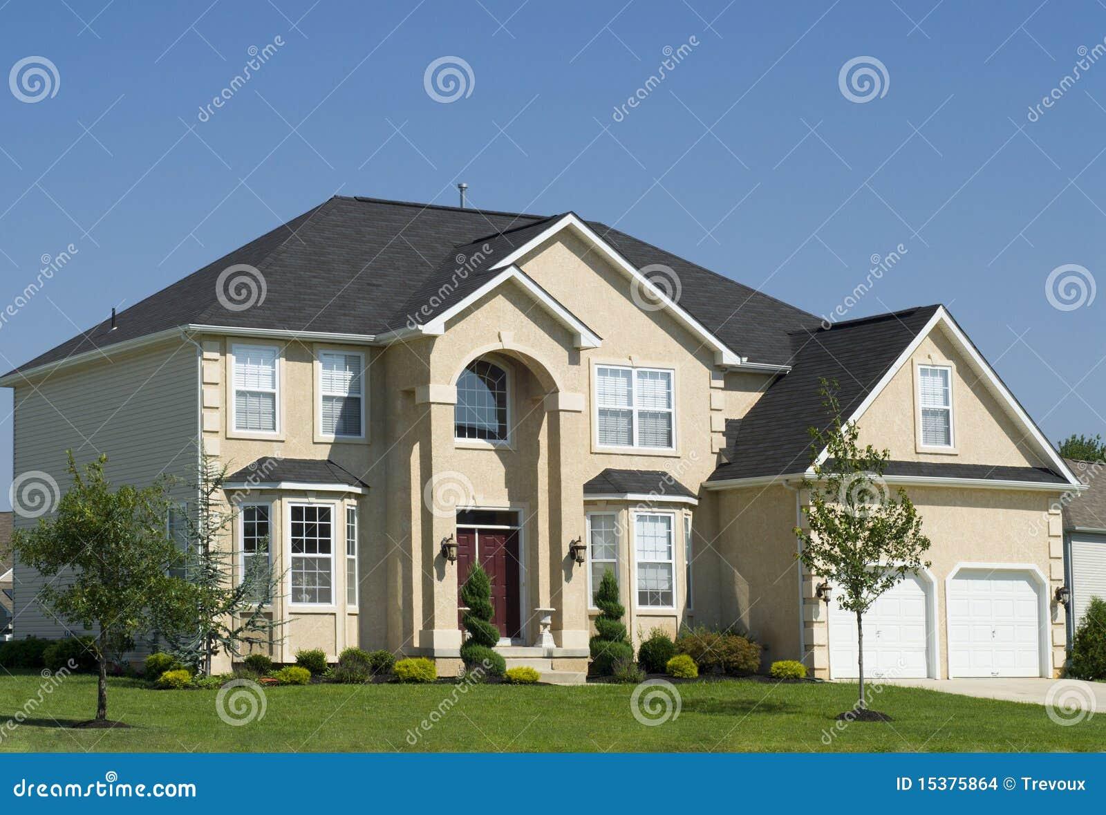 Maison résidentielle neuve
