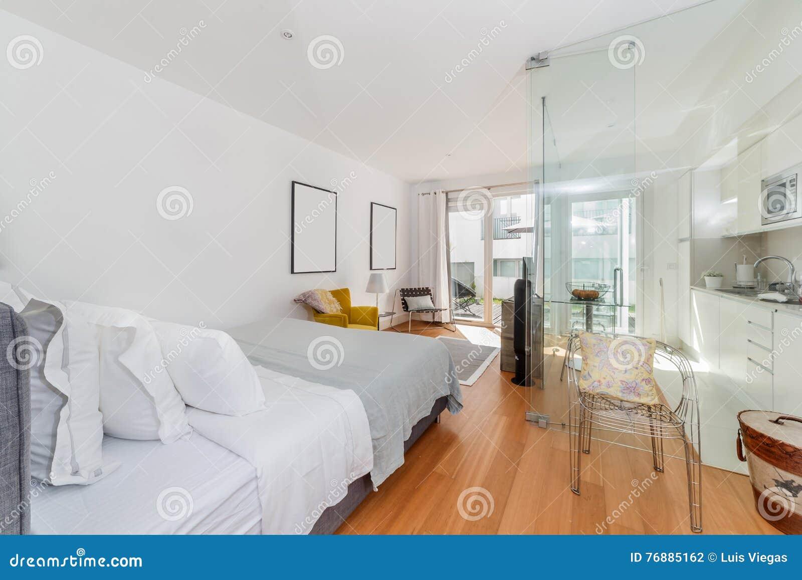 Maison Simple Moderne De Chambre à Coucher