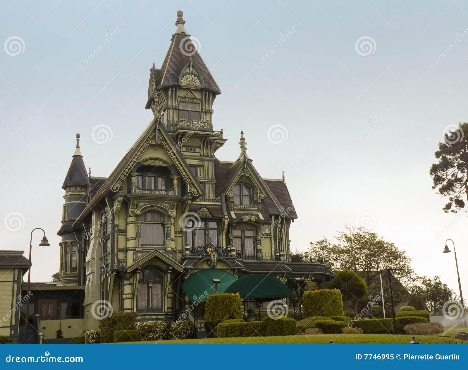 Maison victorienne photo libre de droits image 7746995 - La maison victorienne ...