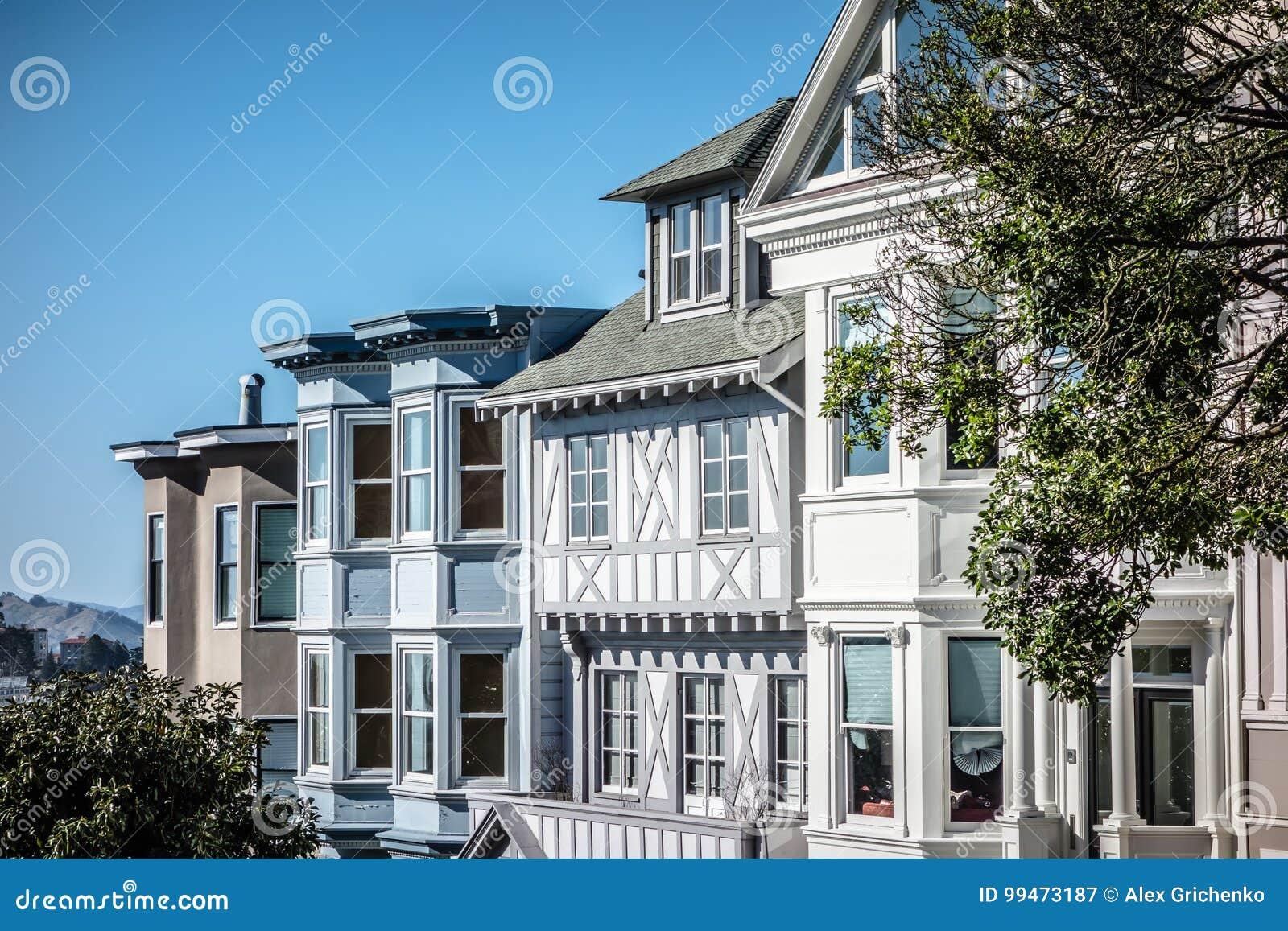 location maison victorienne san francisco ventana blog. Black Bedroom Furniture Sets. Home Design Ideas