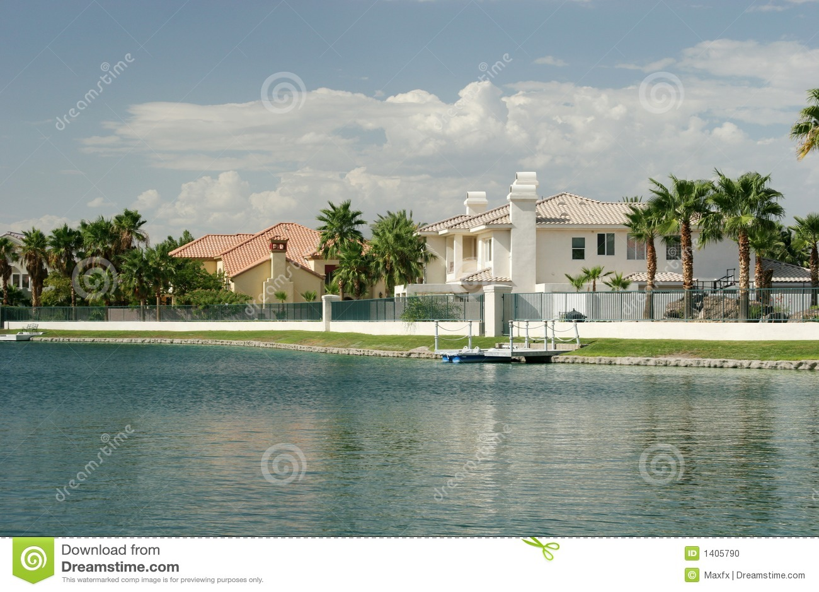 Maisons de bord de mer