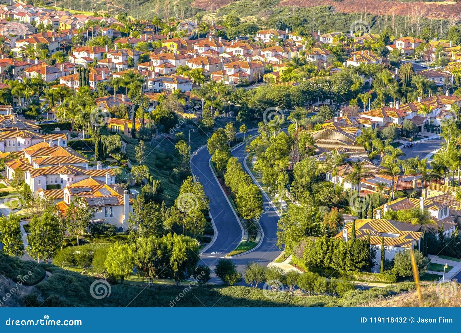 Maisons de luxe de San Clemente en Californie
