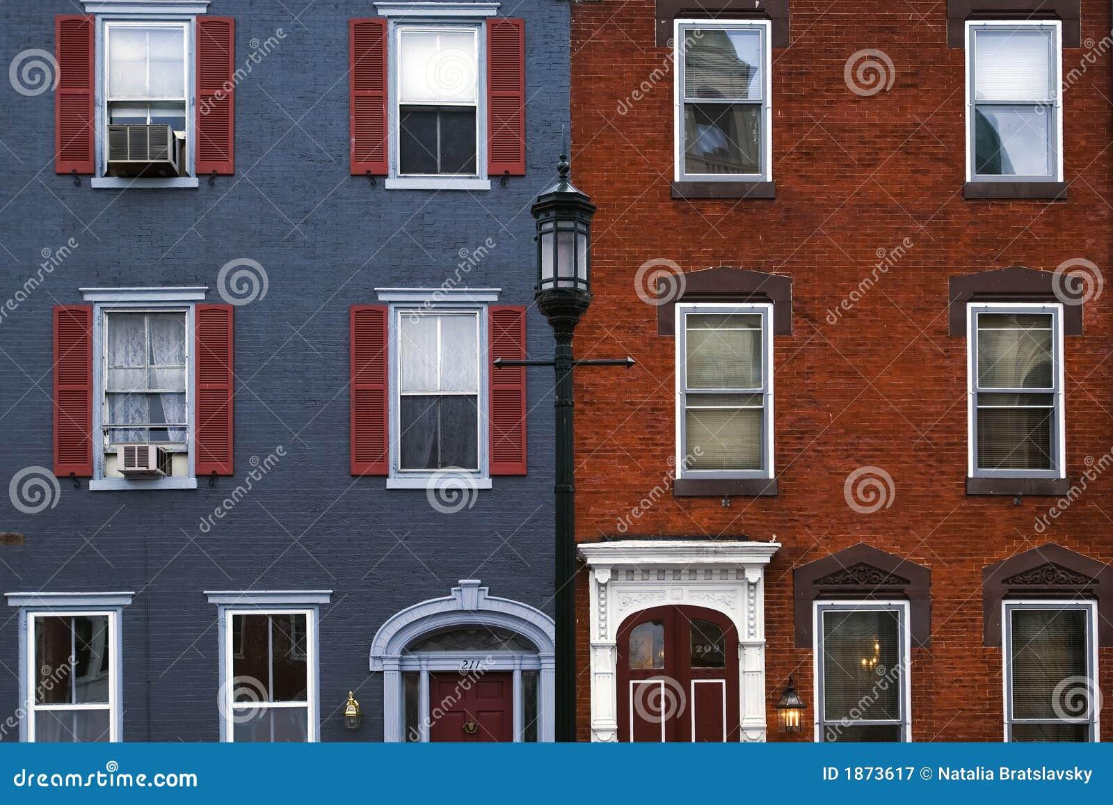 Maisons de Philadelphie