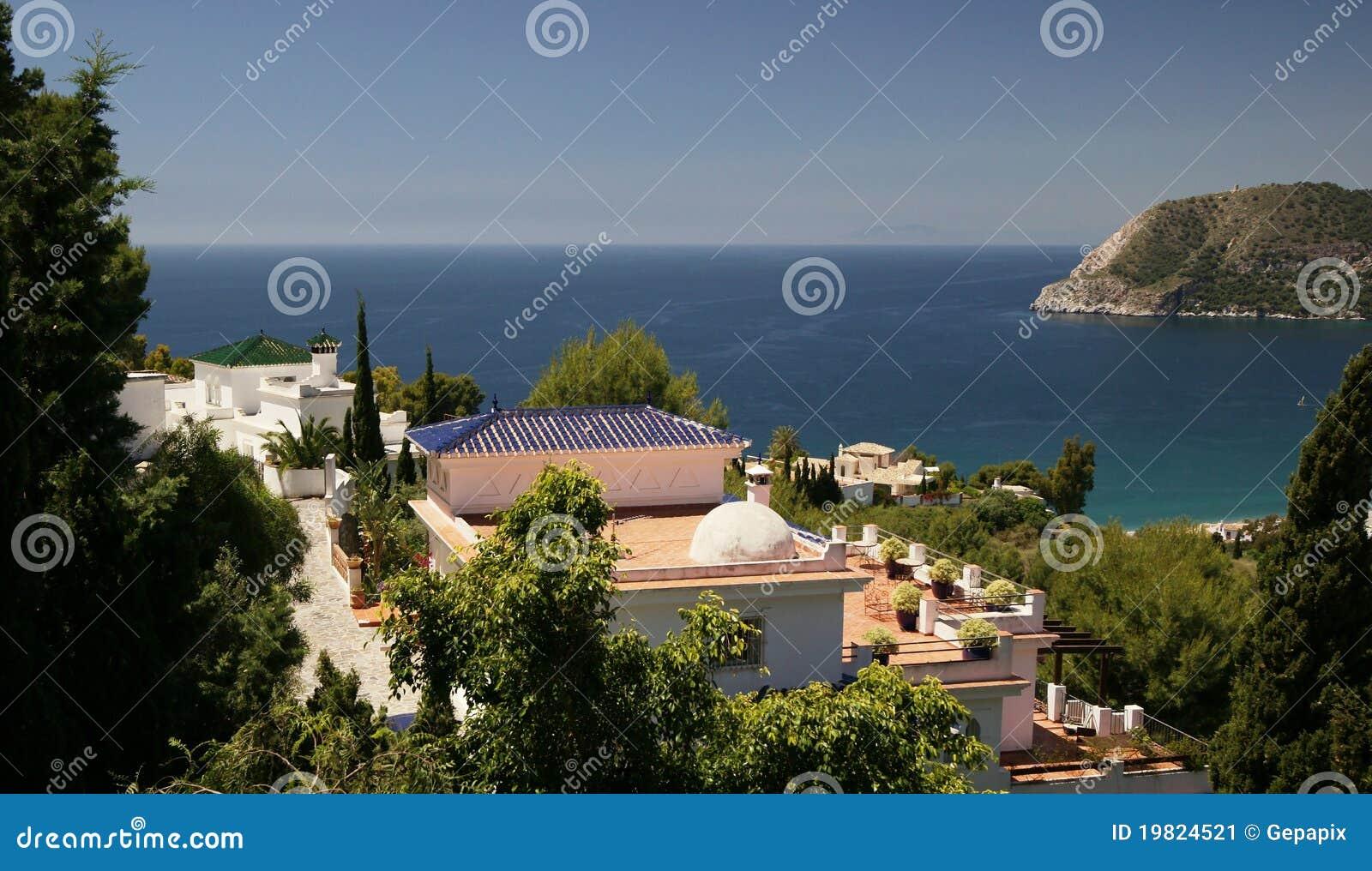 Maisons rêveuses espagnoles