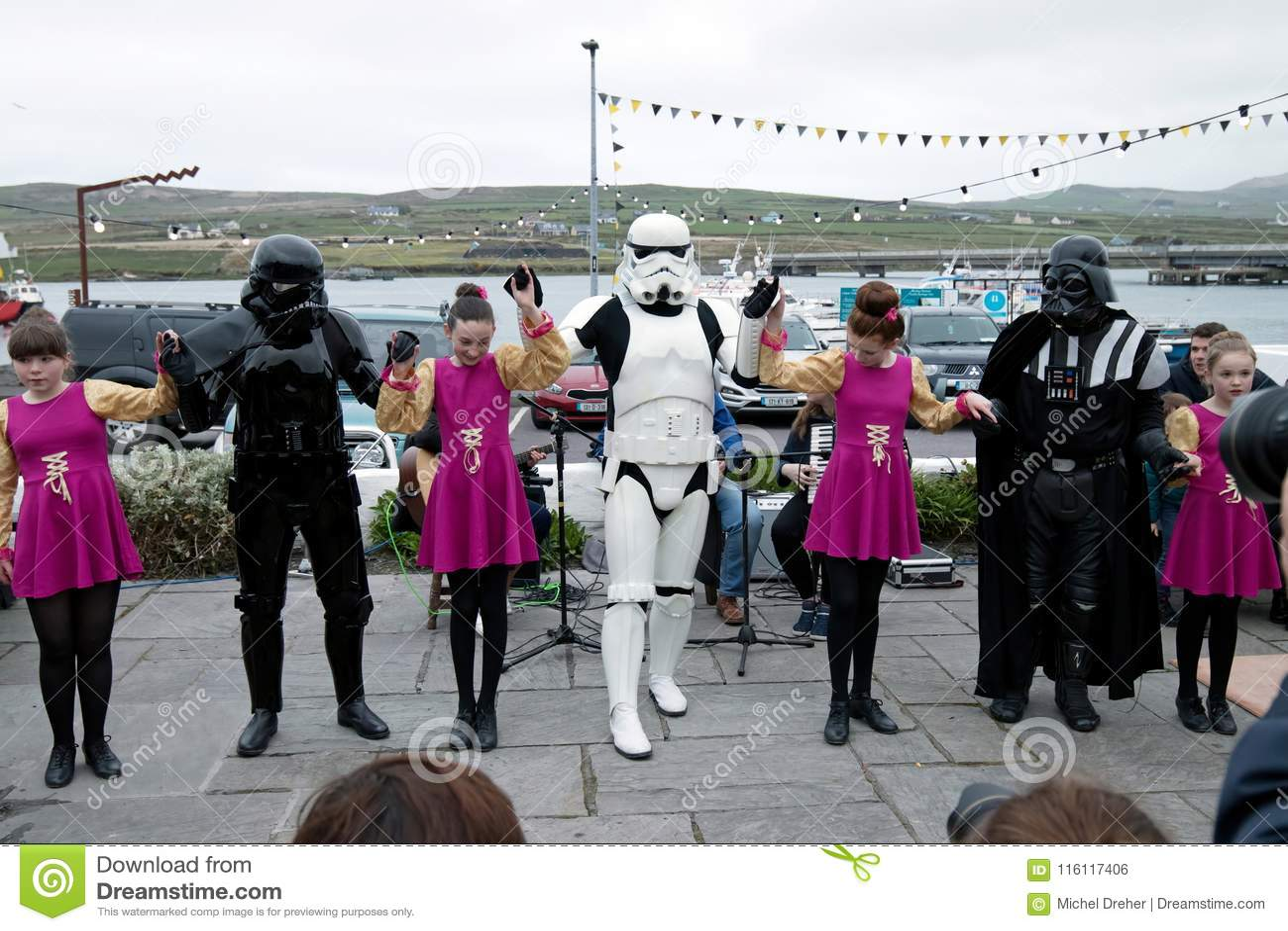 Maj być z tobą fourth Star Wars festiwal
