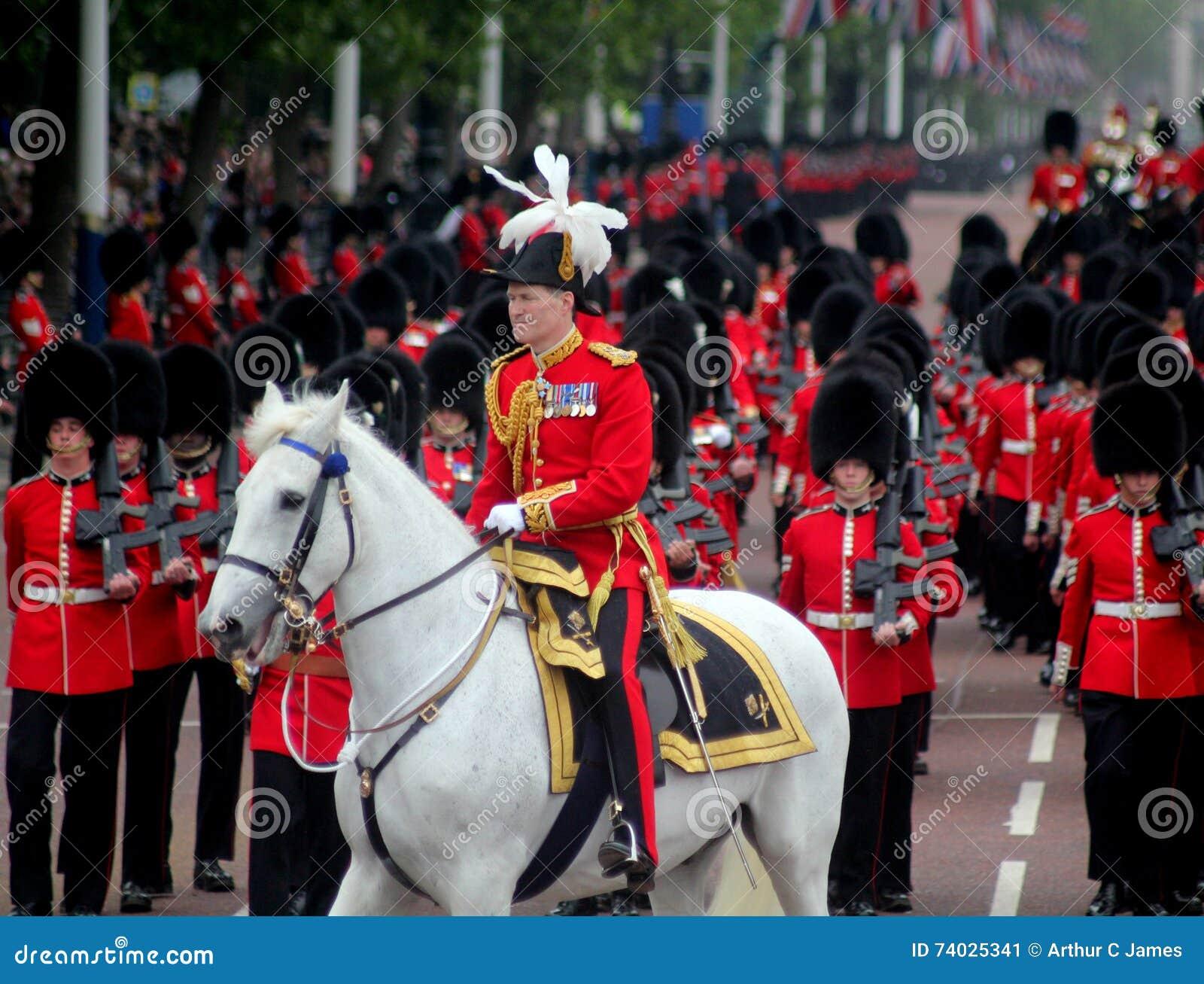 Major London