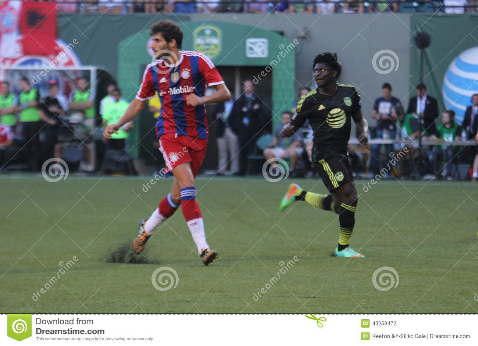 Major League Soccer All-Stars e FC Baviera Munchen