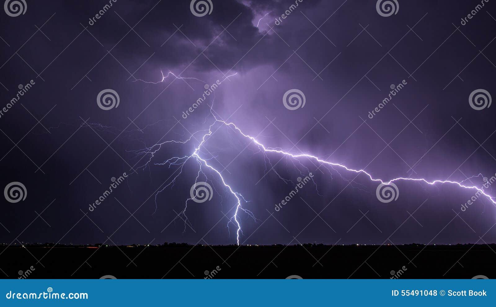 Major Lightning Strike