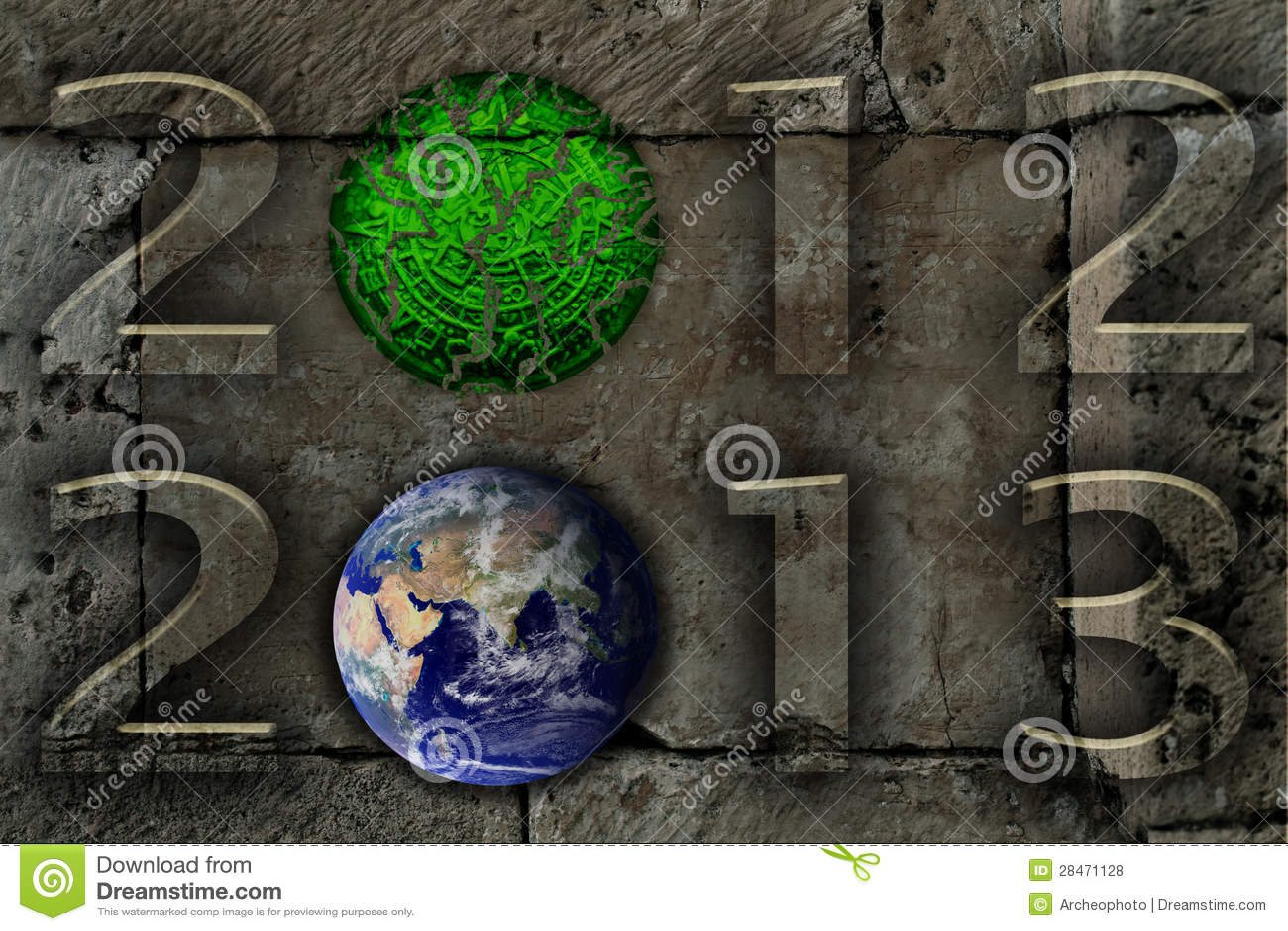 Majowia kalendarzowy proroctwo