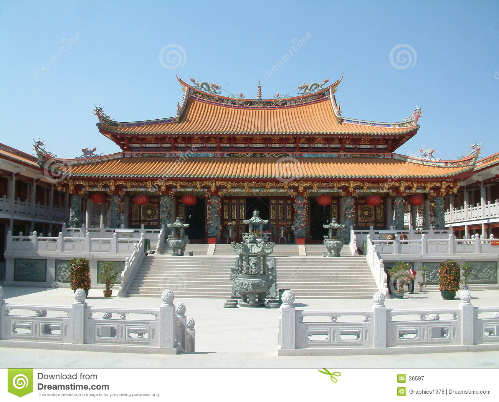 Makao świątynia chińszczyznę