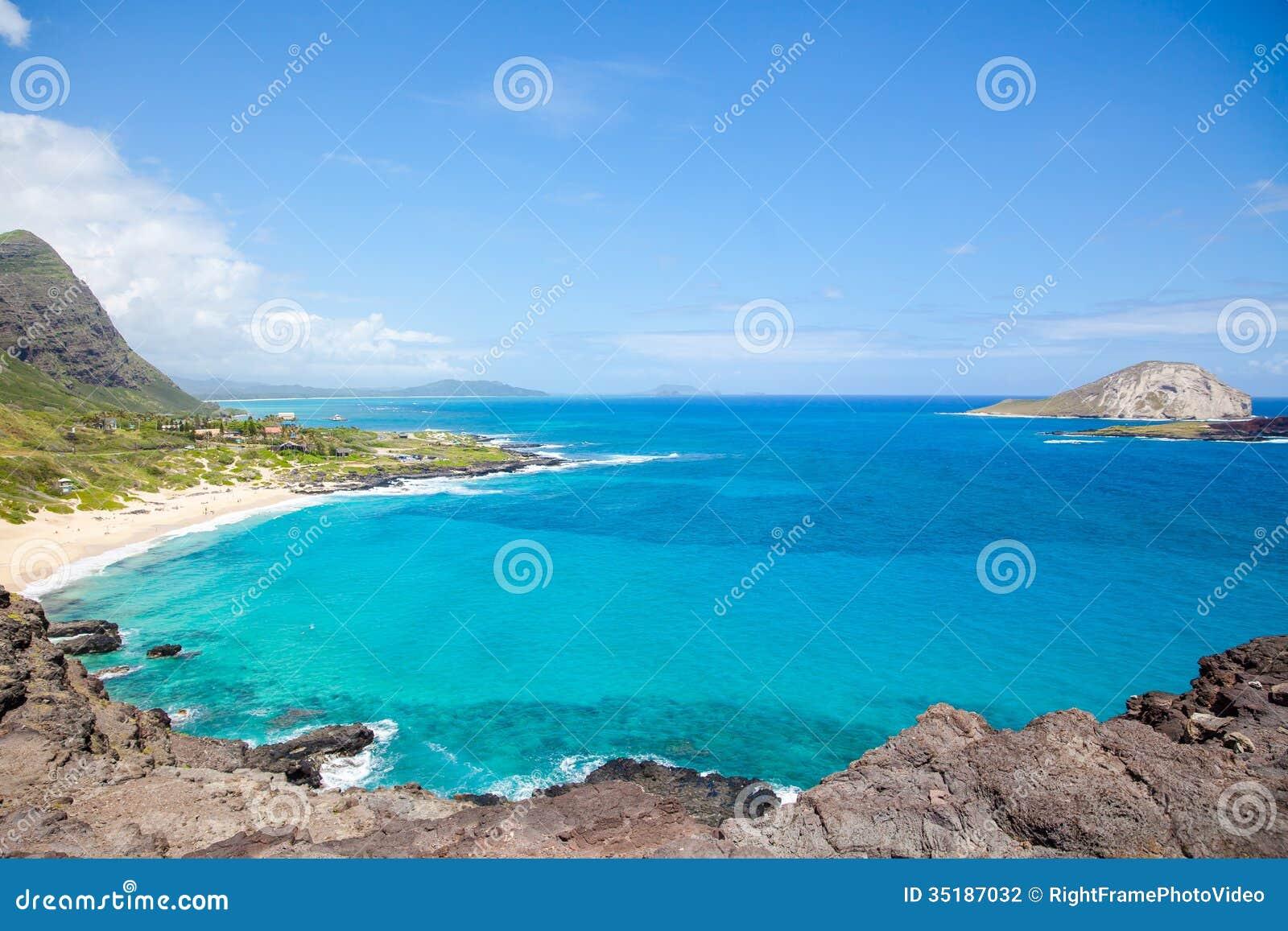 Makapu u Lokout Oahu