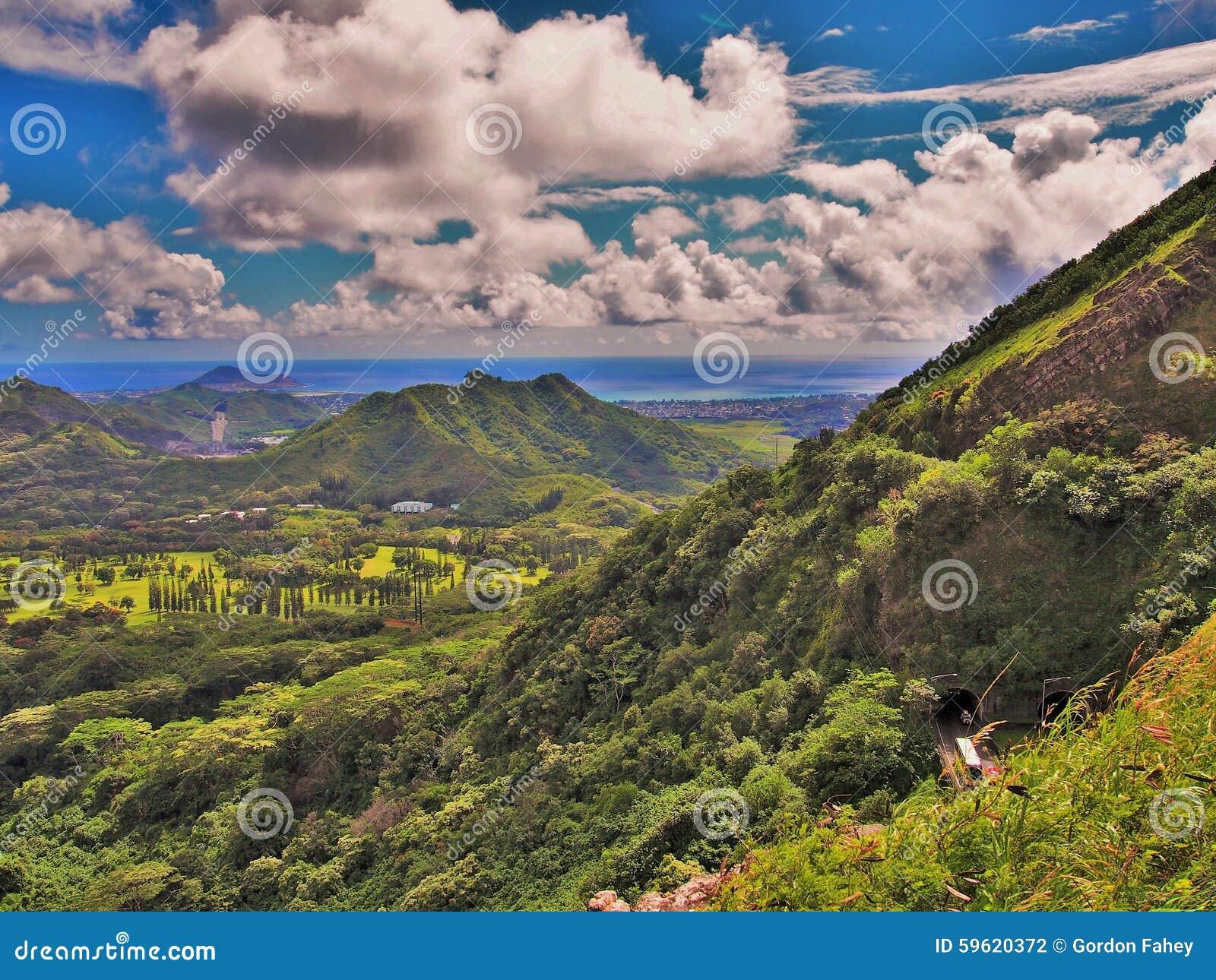 Makapu u windzugewandtes Oahu