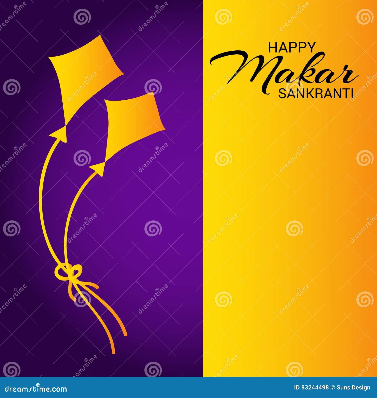 Makar Sankranti Stock Illustration Illustration Of Beautiful 83244498
