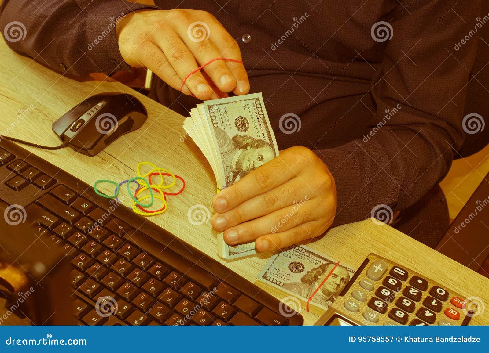 Make Money Earn Cash App  Make Money Easy Online Stock Image
