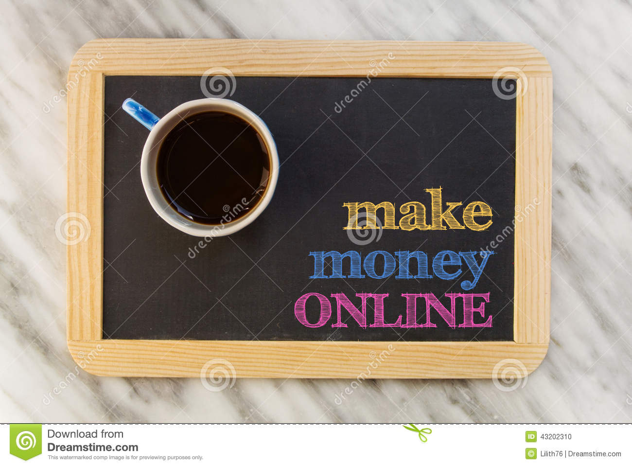 how to make a website to generate money