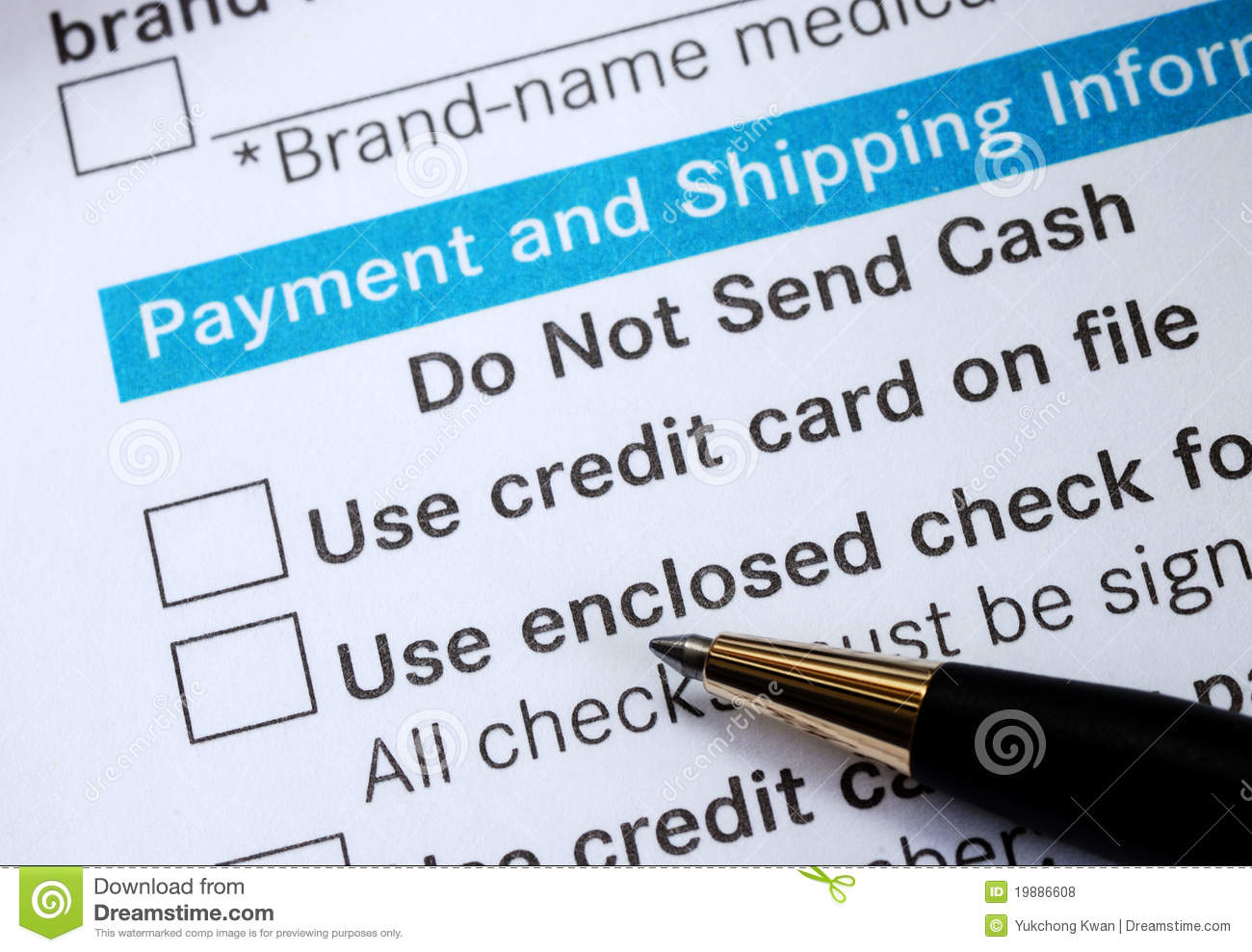 how to make a paypal payment with credit card
