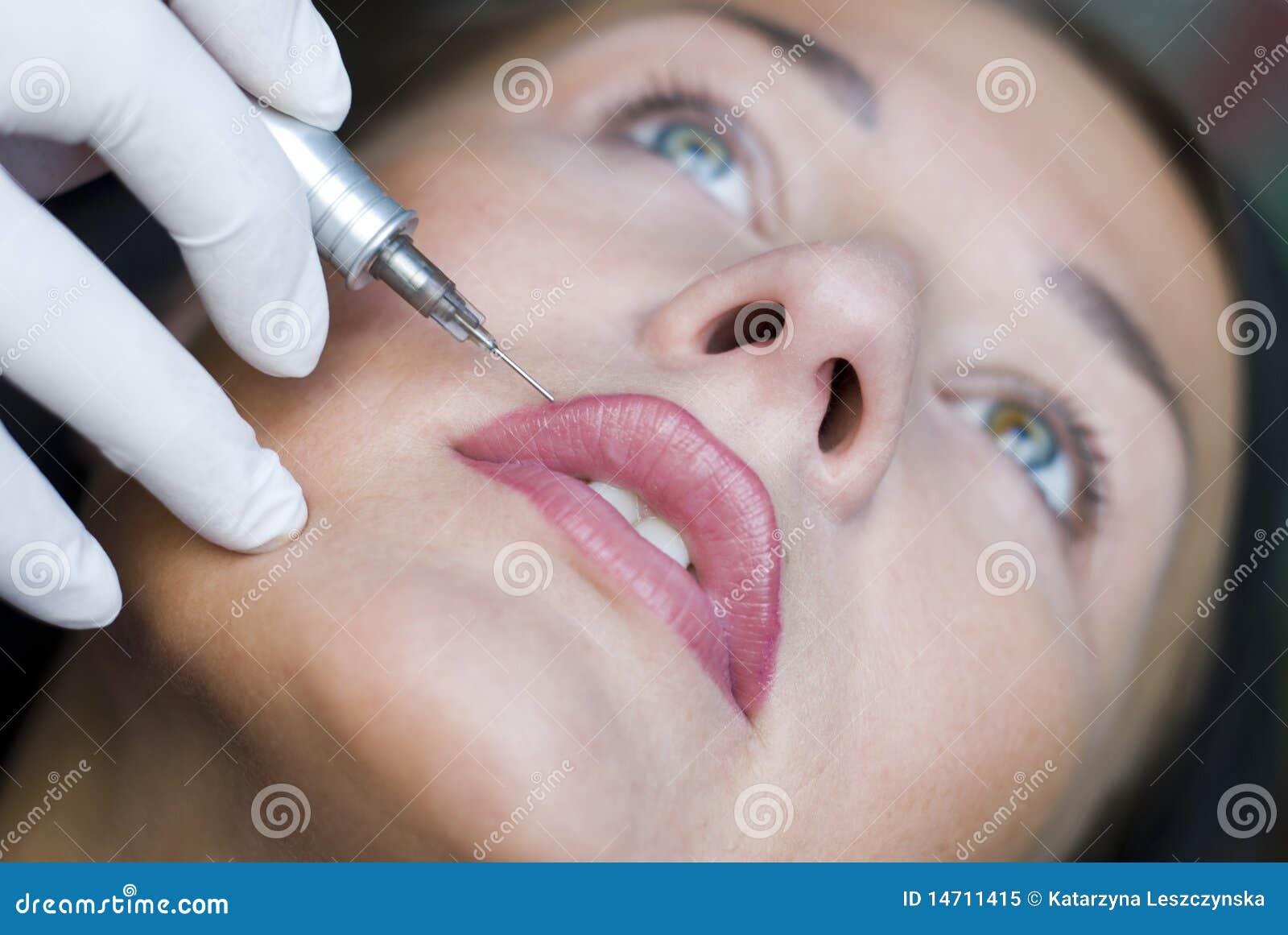 Вред от перманентного макияжа