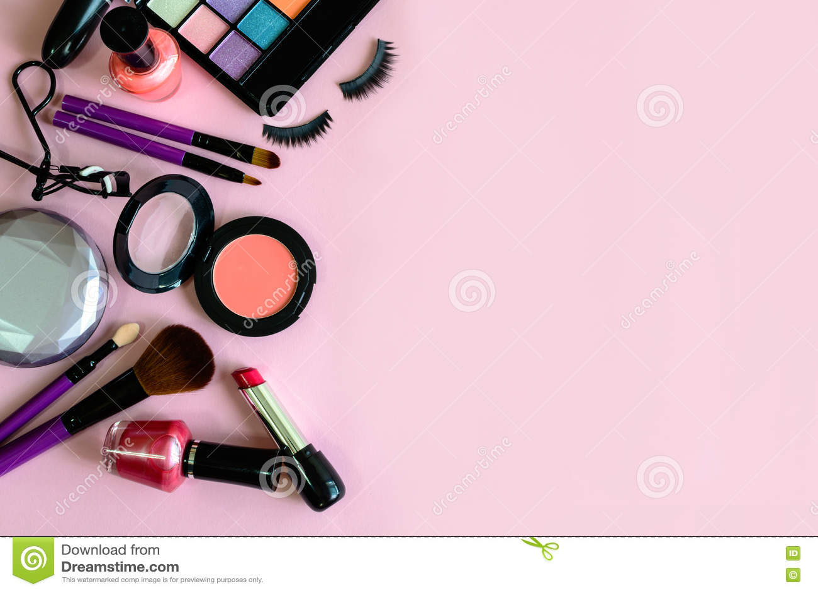 Картинки про макияж про моду