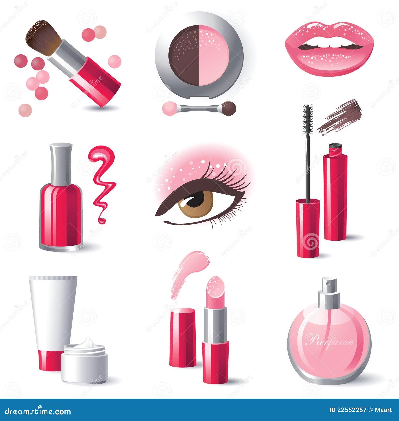 Make-up icons